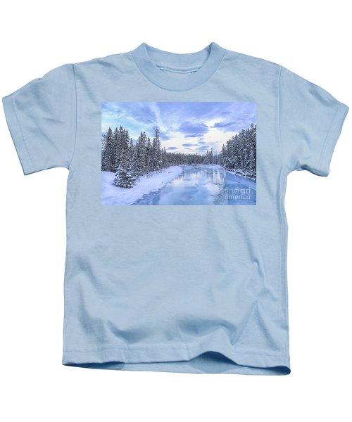 Wintery Kids T-Shirt