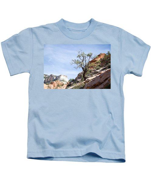 Zion National Park 1 Kids T-Shirt