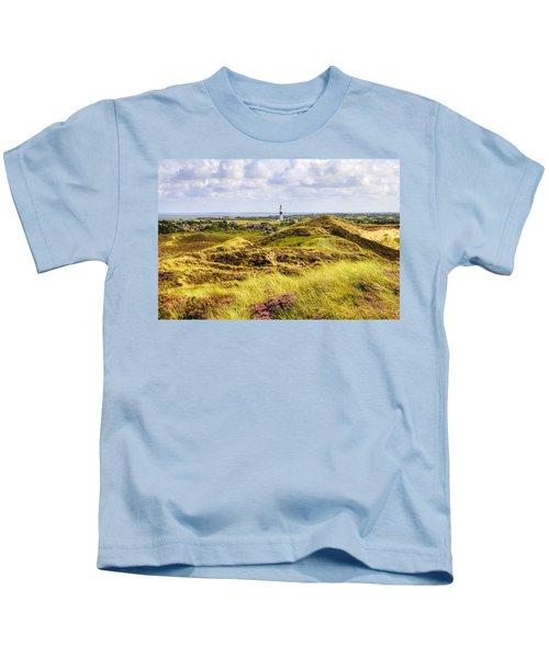 Kampen - Sylt Kids T-Shirt