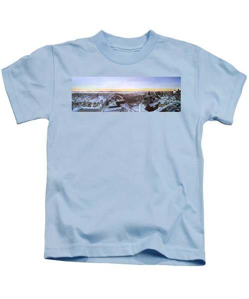 Sentinels At Dawn Kids T-Shirt