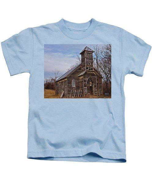 Abandoned Church Kids T-Shirt