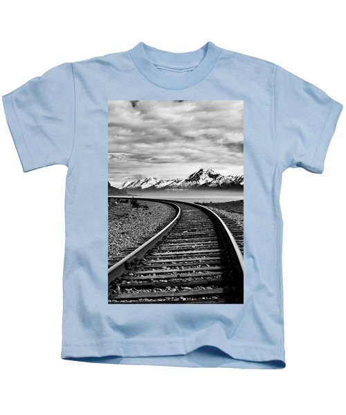Alaska Railroad Kids T-Shirt
