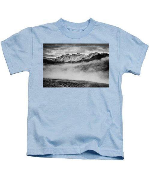 Alaskan Morning Kids T-Shirt