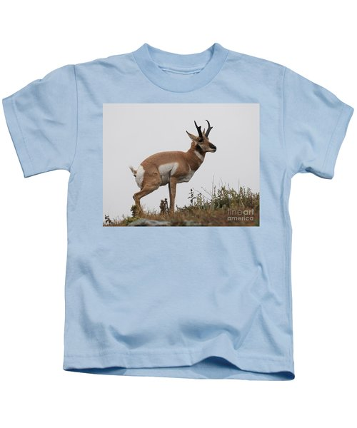 Antelope Critiques Photography Kids T-Shirt