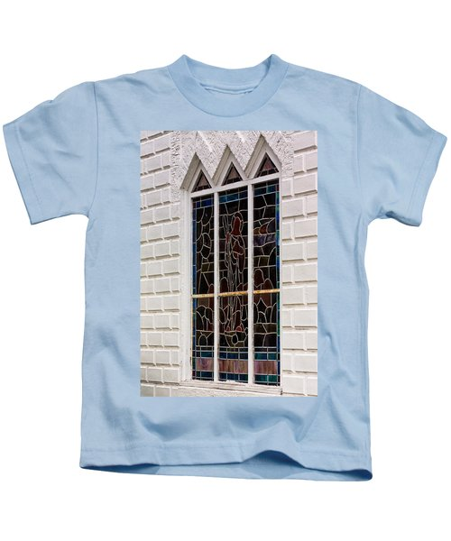 Art In Glass Kids T-Shirt