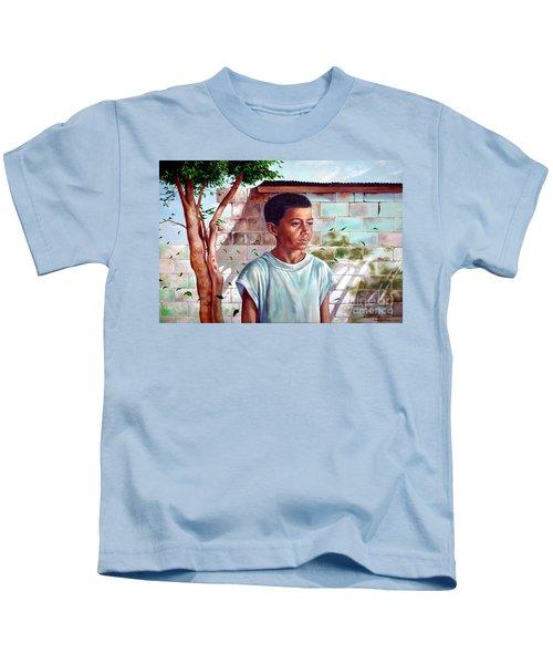 Bata The Filipino Child Kids T-Shirt