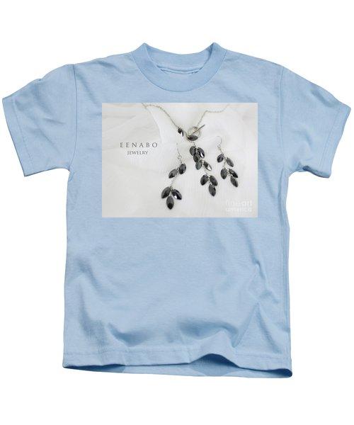 Black Zircon Kids T-Shirt
