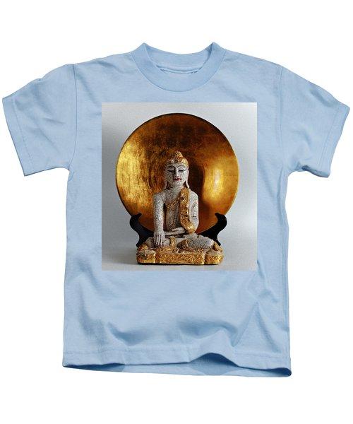 Buddha Girl Kids T-Shirt
