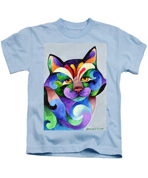 Color Me Smug Kids T-Shirt