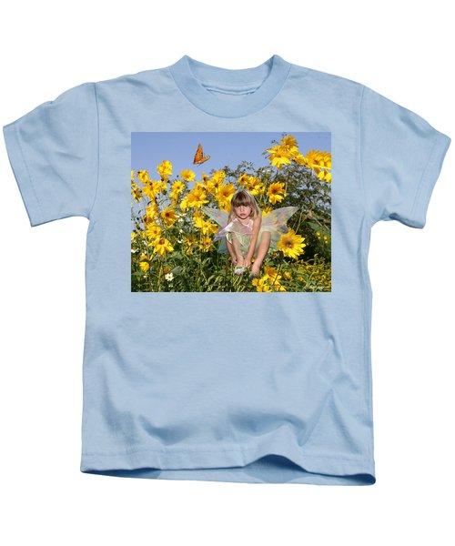 Daisy Faery Kids T-Shirt