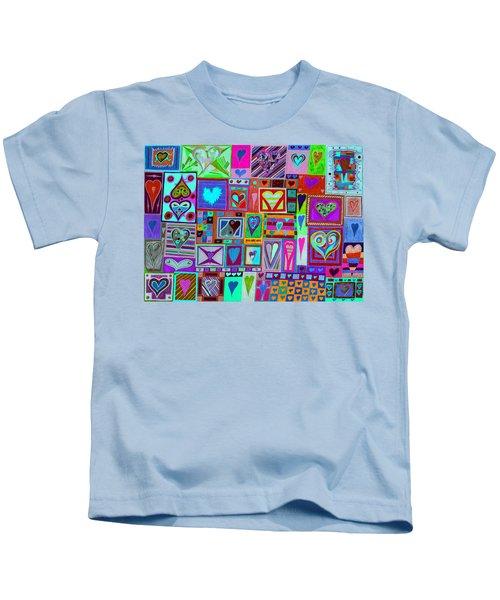find U'r love found v1 Kids T-Shirt