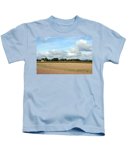 French Countryside Kids T-Shirt