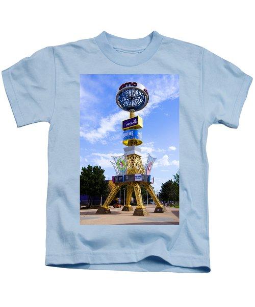 Grapevine Mills Mall Kids T-Shirt