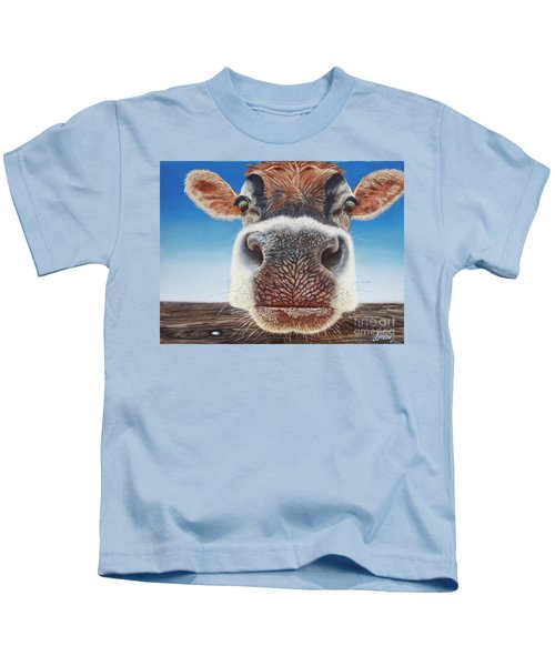Greener Pastures Kids T-Shirt