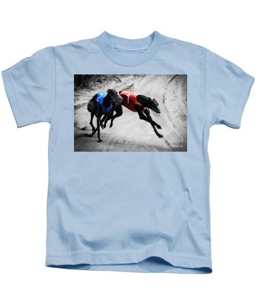 Hard And Rough Kids T-Shirt