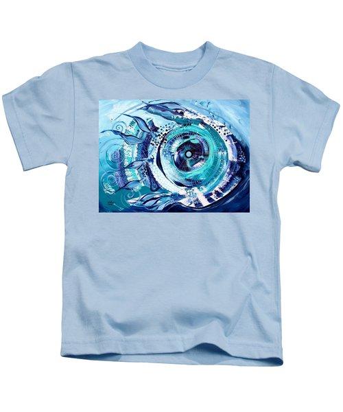 Icehole Fish Kids T-Shirt