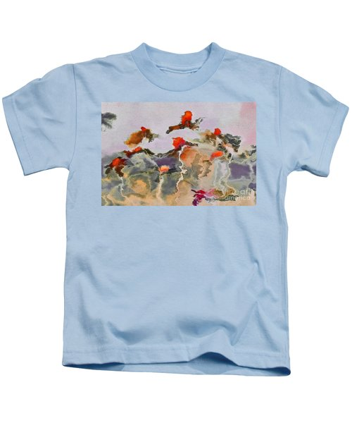 Imagine - F01v3bt2b Kids T-Shirt