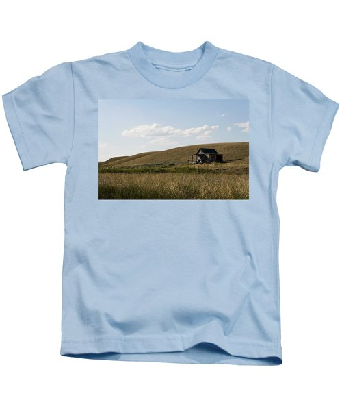 Little House On The Plains Kids T-Shirt