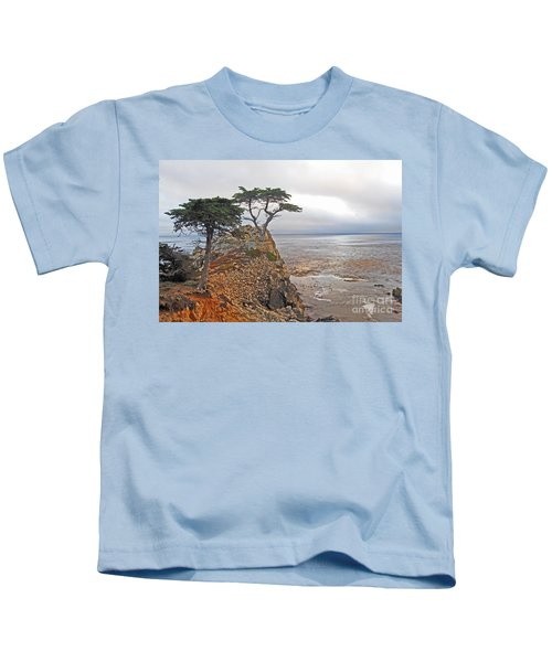 Lone Cypress Kids T-Shirt