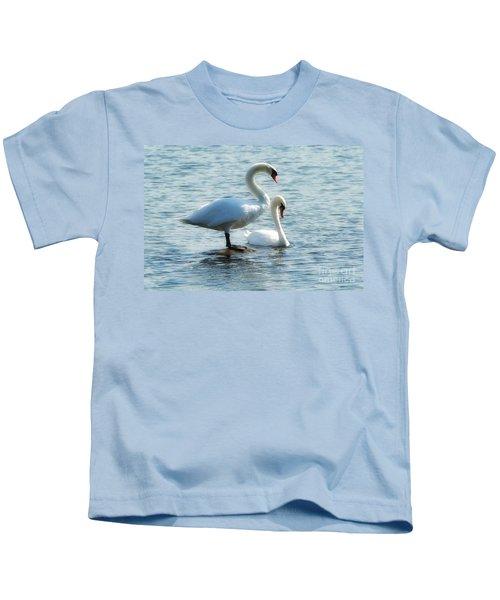 Mating Pair Kids T-Shirt