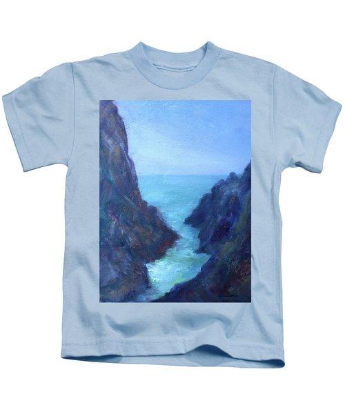 Ocean Chasm Kids T-Shirt