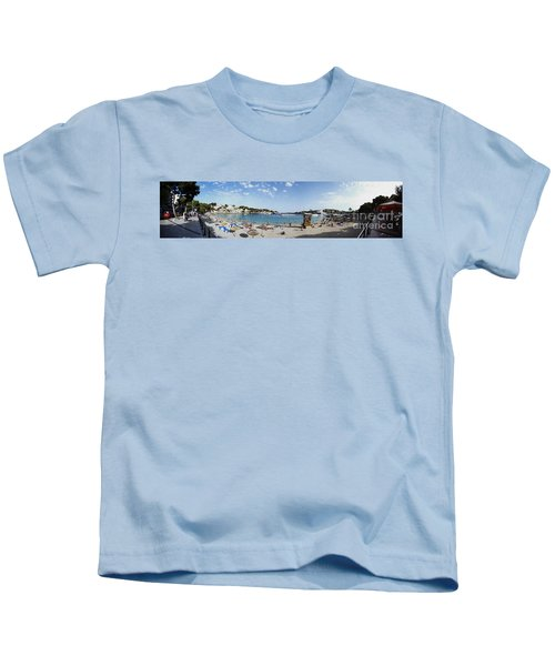 Porto Cristo Beach Kids T-Shirt