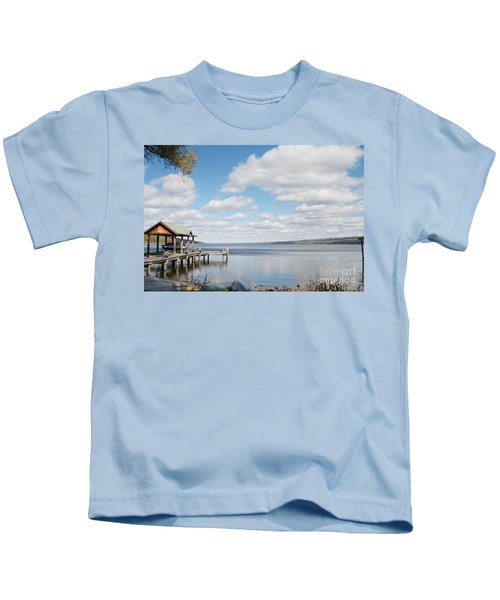 Resting Waters Kids T-Shirt