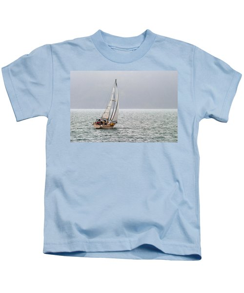 Setting Sail Kids T-Shirt