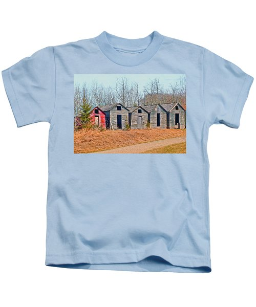 Smokehouse Row Kids T-Shirt