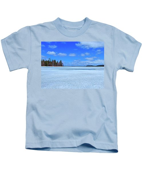Solar Melt Kids T-Shirt