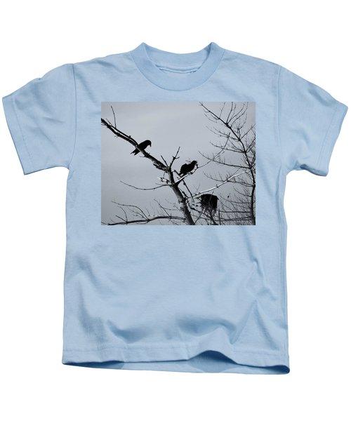 The Raven Tree Kids T-Shirt
