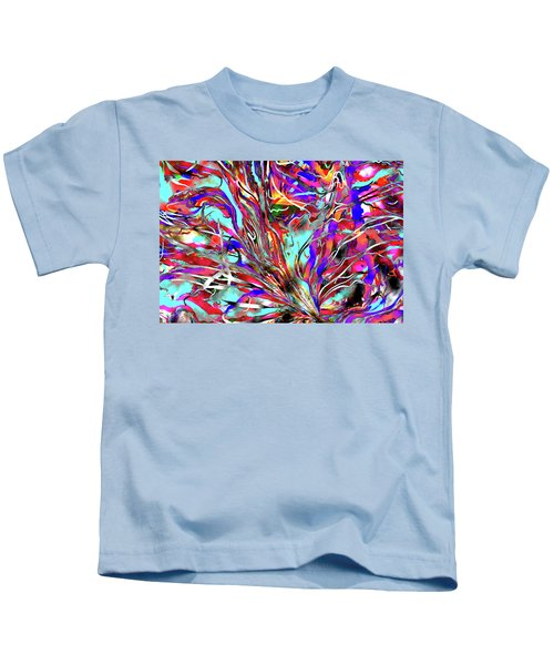 Through Time Kids T-Shirt