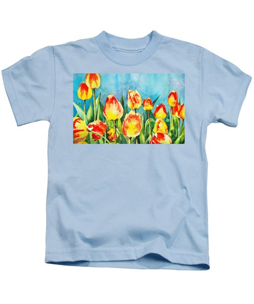Tulips Kids T-Shirt