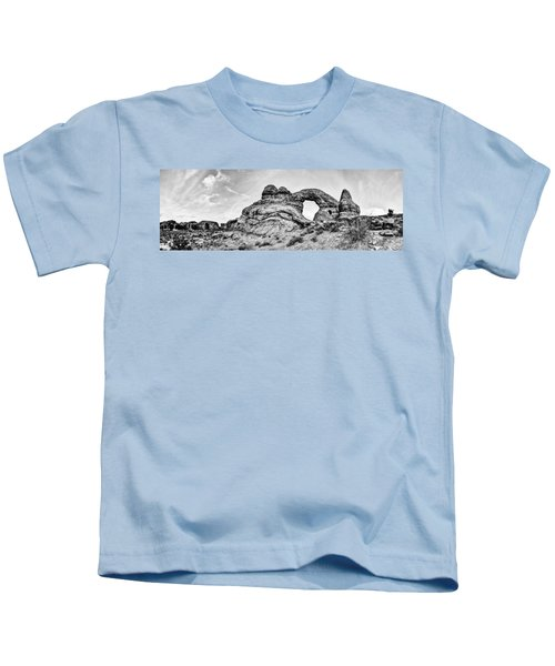 Turret Pano Kids T-Shirt
