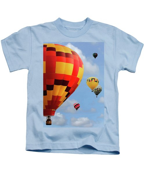 Up And Away Kids T-Shirt