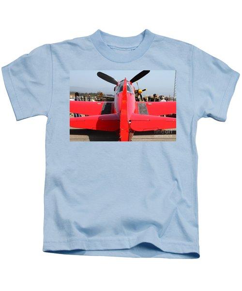 Yak 9u Airplane . 7d15802 Kids T-Shirt
