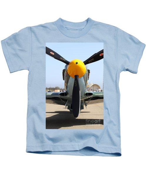 Yak 9u Airplane . 7d15806 Kids T-Shirt