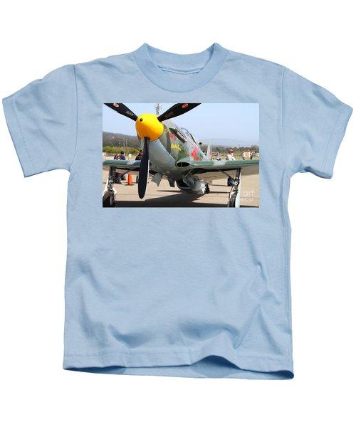 Yak 9u Airplane . 7d15807 Kids T-Shirt