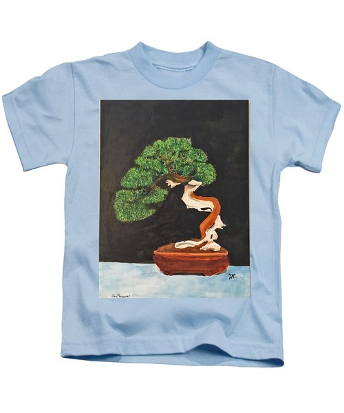 Bonsai-1 Kids T-Shirt