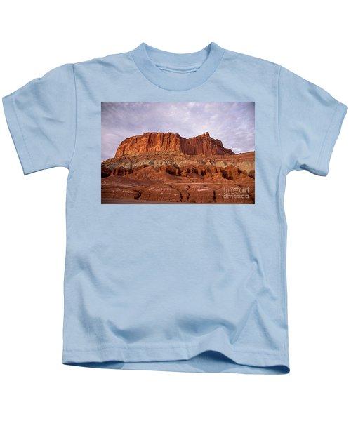 Capital Reef National Park Kids T-Shirt