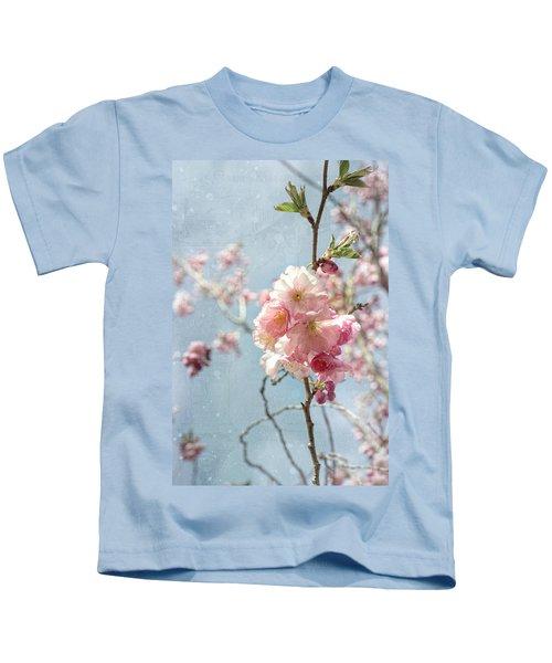 Cherrie Blossom Kids T-Shirt