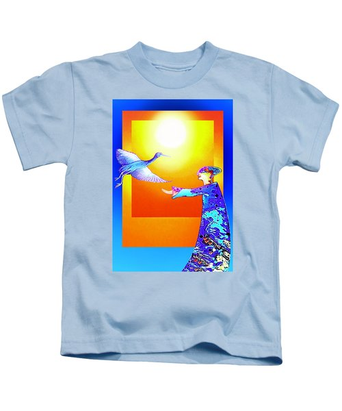 Colorful Friends Kids T-Shirt