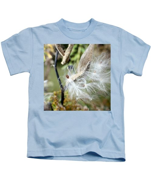 Flight Of The Milkweed Kids T-Shirt