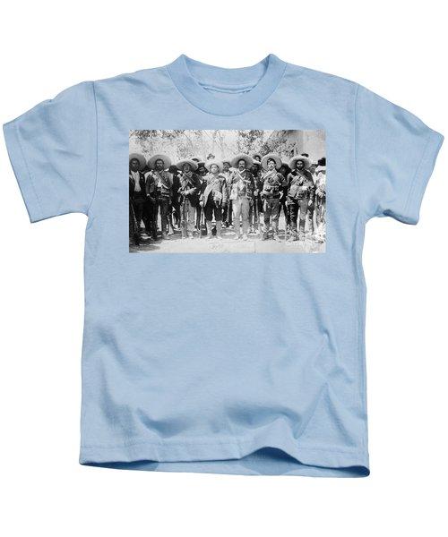 Francisco Pancho Villa Kids T-Shirt