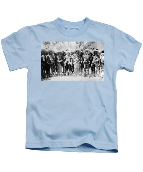 Francisco Pancho Villa Kids T-Shirt
