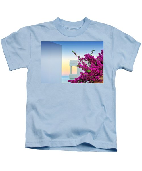 Greece 3  Kids T-Shirt