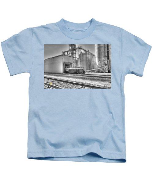 Industrial Switcher 5405 Kids T-Shirt