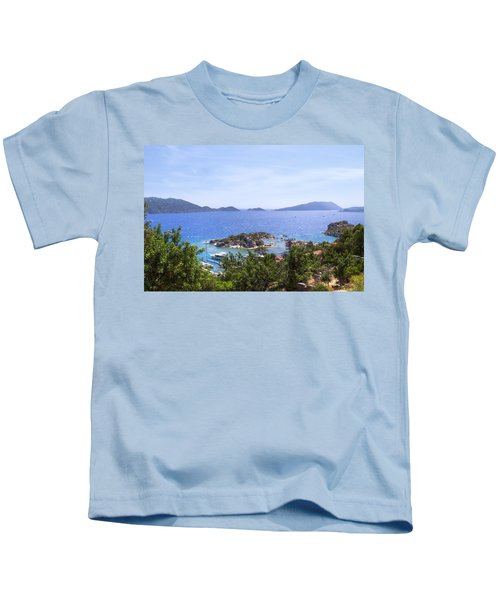 Kekova Archipelago - Turkey Kids T-Shirt