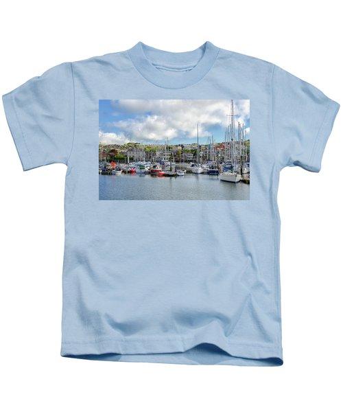 Kinsale Harbor  Kids T-Shirt