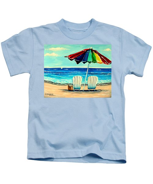 Lazy Days Kids T-Shirt